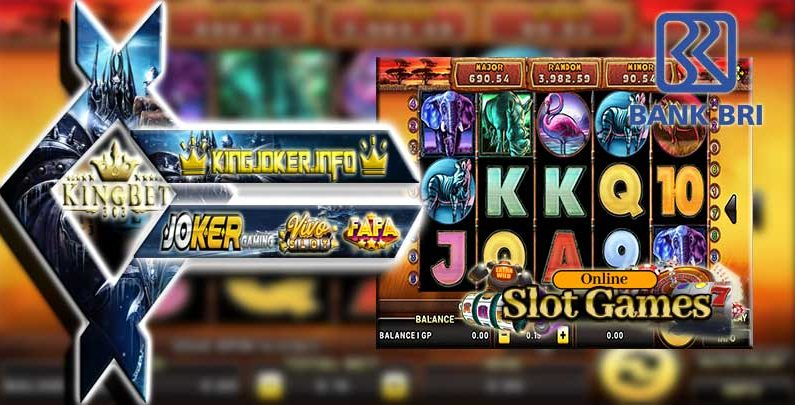 Slot Joker Gaming Deposit Bank BRI 24 Jam